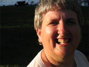 Jill Smiling
