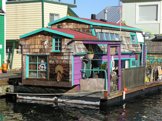 Gypsy Houseboat