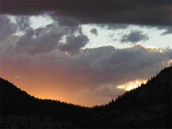 Sundown Clouds